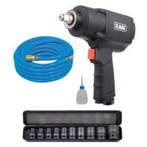 Elmag Druckluftwerkzeugpaket EPS 103