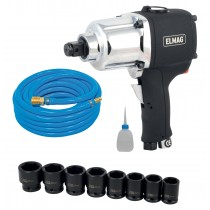 Elmag Druckluftwerkzeugpaket EPS 110