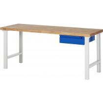 RAU Arbeitstisch / Werkbank Serie Basic-7 | 1 Schublade