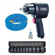 Elmag Druckluftwerkzeugpaket EPS 105